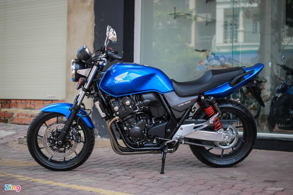 Honda CB400 SF 25th Anniversary gia tu 389 trieu dong tai VN hinh anh 2