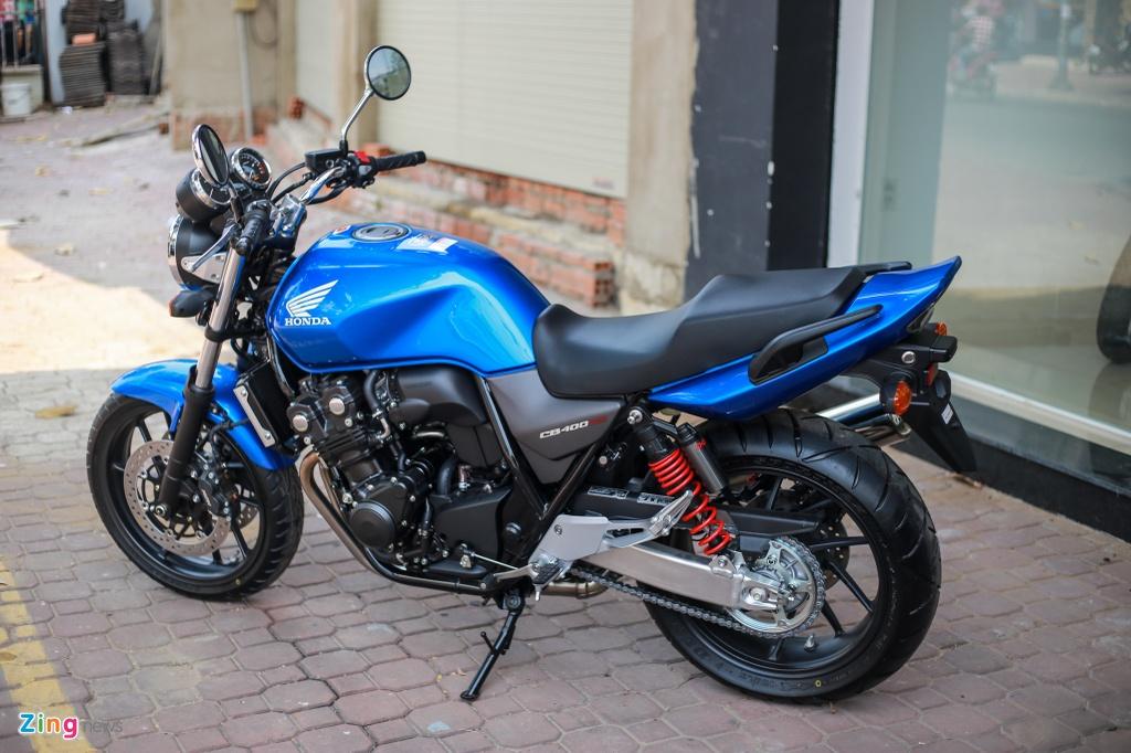 Honda CB400 SF 25th Anniversary gia tu 389 trieu dong tai VN hinh anh 8