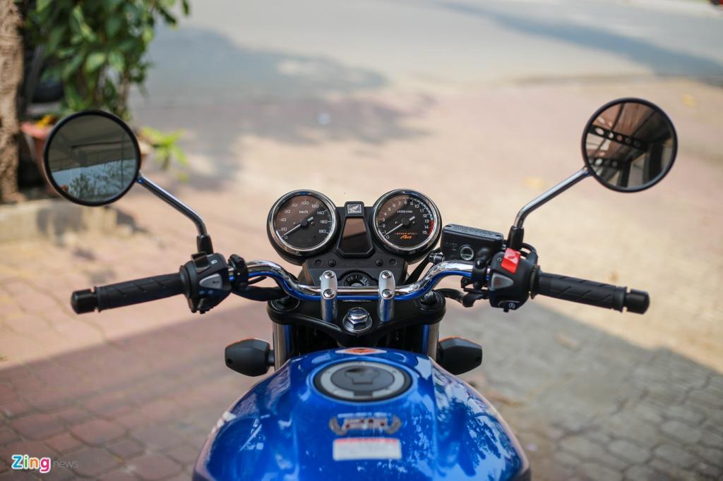 Honda CB400 SF 25th Anniversary gia tu 389 trieu dong tai VN hinh anh 4