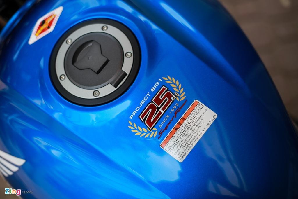 Honda CB400 SF 25th Anniversary gia tu 389 trieu dong tai VN hinh anh 6
