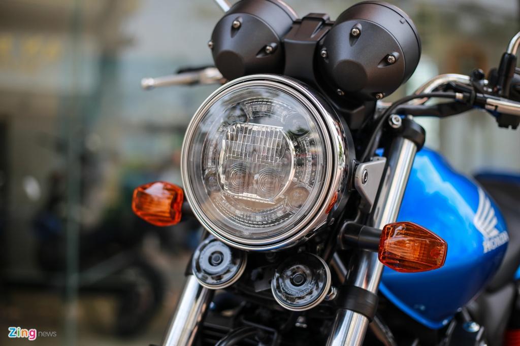 Honda CB400 SF 25th Anniversary gia tu 389 trieu dong tai VN hinh anh 3