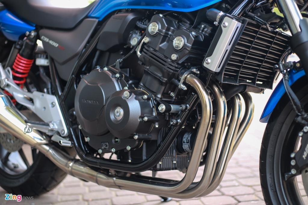 Honda CB400 SF 25th Anniversary gia tu 389 trieu dong tai VN hinh anh 10