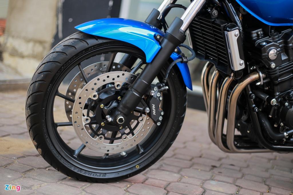 Honda CB400 SF 25th Anniversary gia tu 389 trieu dong tai VN hinh anh 7