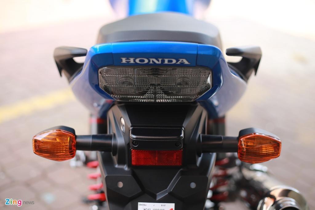 Honda CB400 SF 25th Anniversary gia tu 389 trieu dong tai VN hinh anh 9