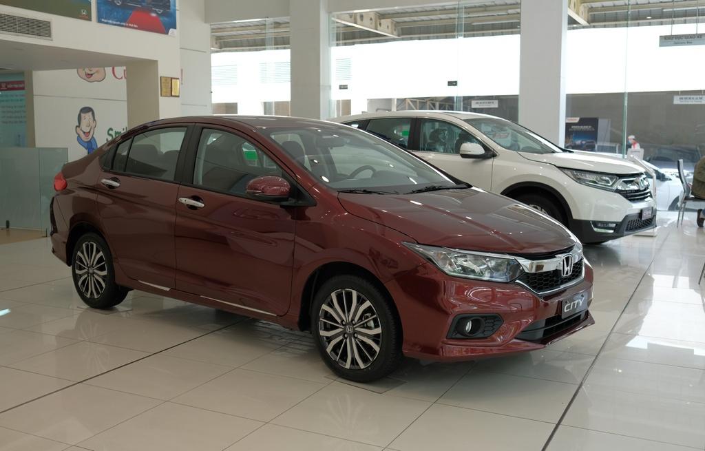 Honda CR-V huong thue nhap khau 0% ve dai ly, giao xe som 1 thang hinh anh 9