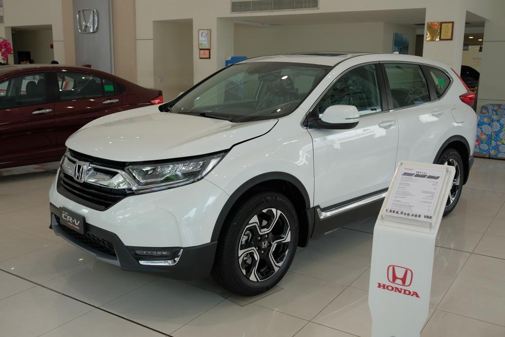 Honda CR-V huong thue nhap khau 0% ve dai ly, giao xe som 1 thang hinh anh 3