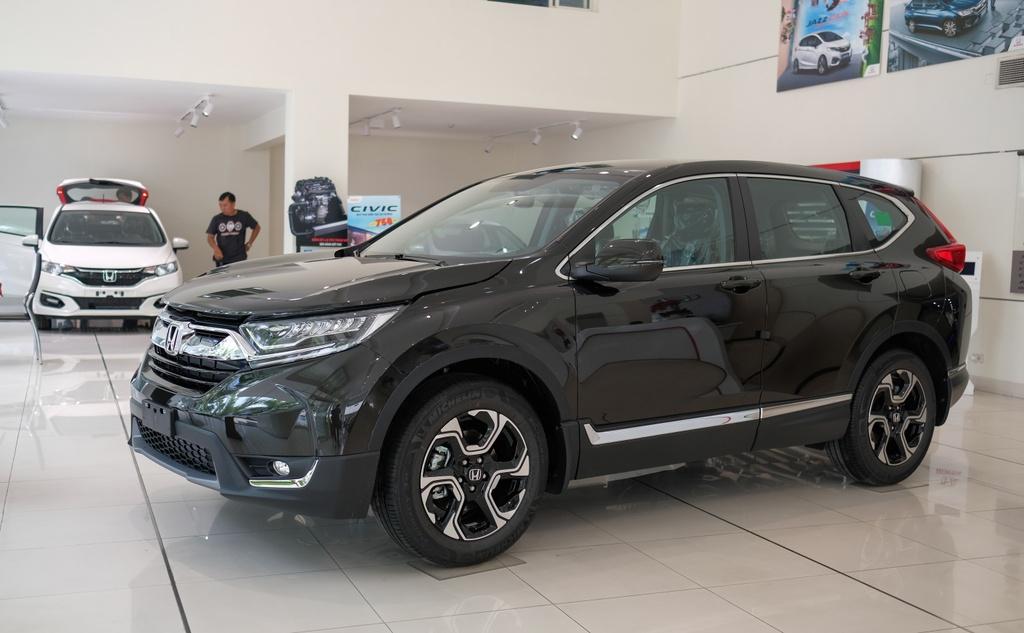 Honda CR-V huong thue nhap khau 0% ve dai ly, giao xe som 1 thang hinh anh 2