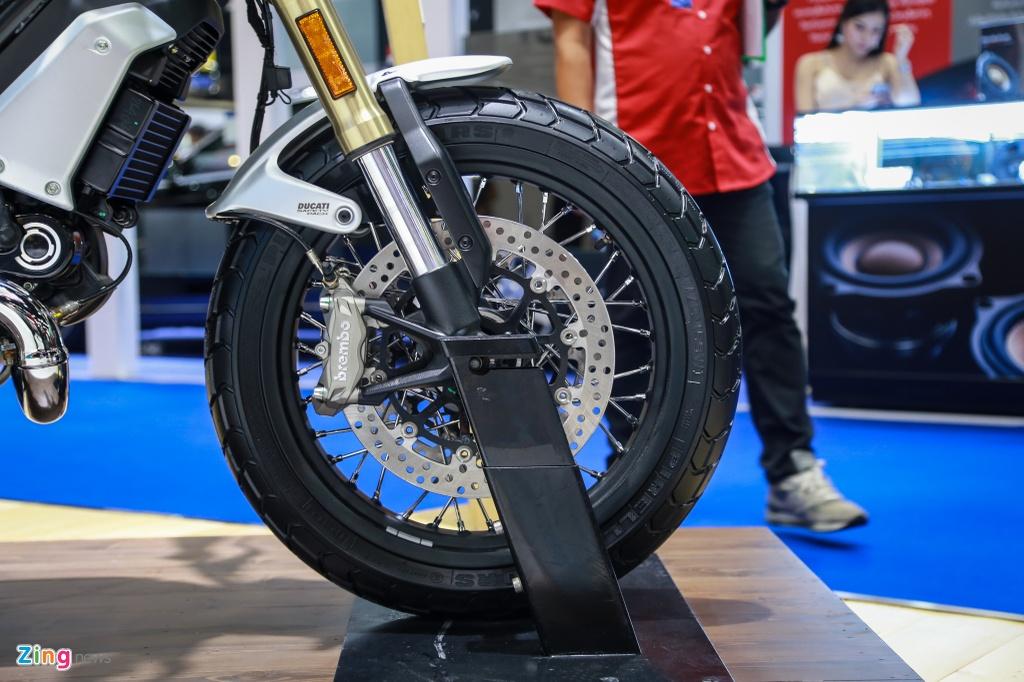 Ducati Scrambler 1100 ra mat anh 7