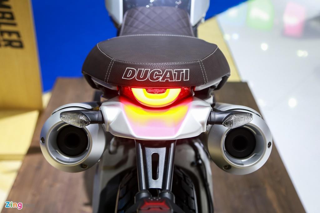 Ducati Scrambler 1100 ra mat anh 11
