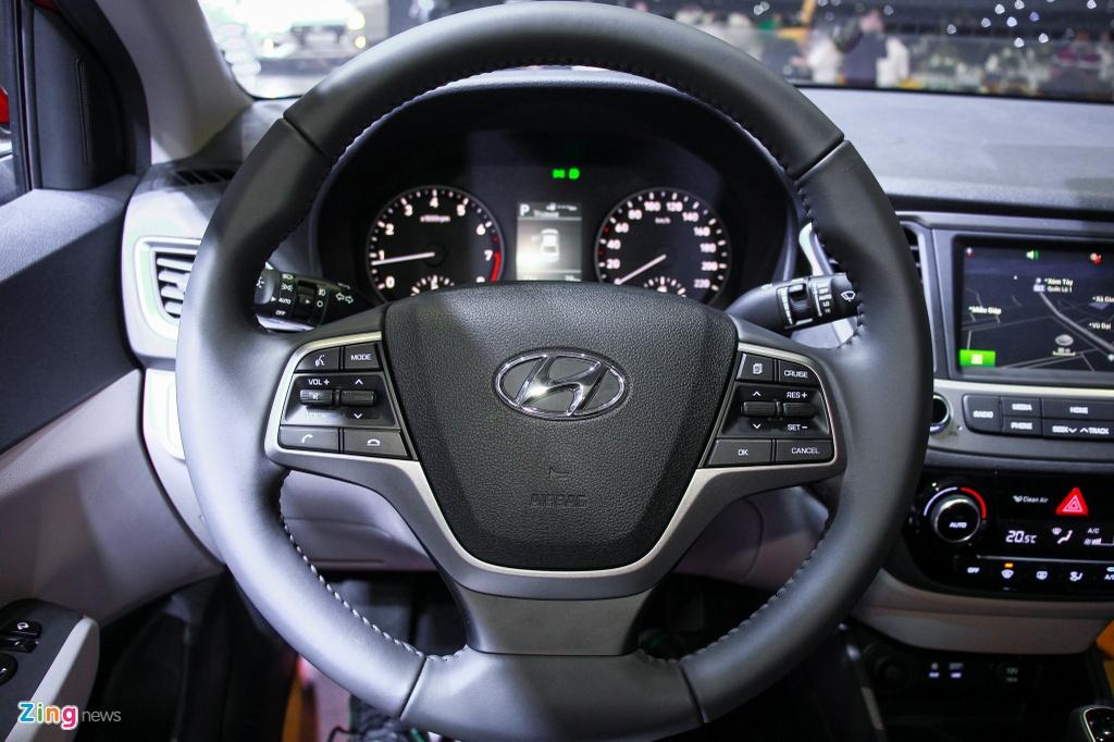 Hyundai Accent 2018 co gi de dau voi Toyota Vios tai VN? hinh anh 8