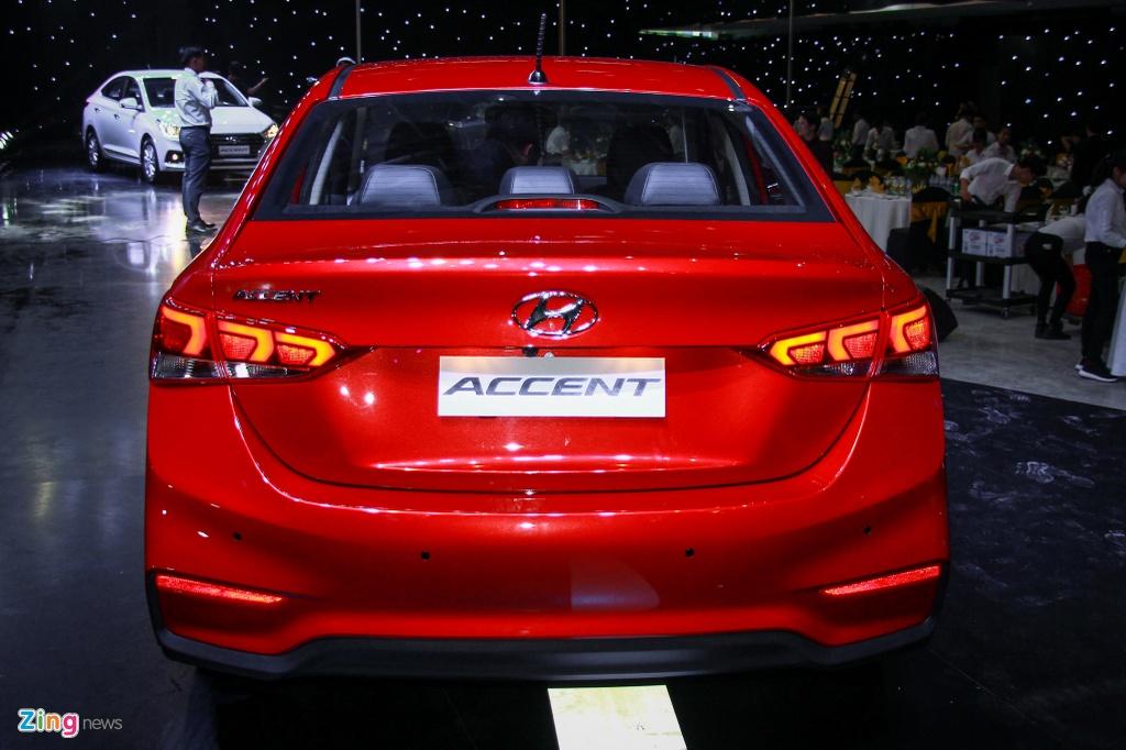 Hyundai Accent 2018 co gi de dau voi Toyota Vios tai VN? hinh anh 6