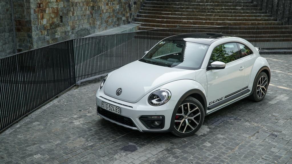 Danh gia Volkswagen Beetle Dune anh 2