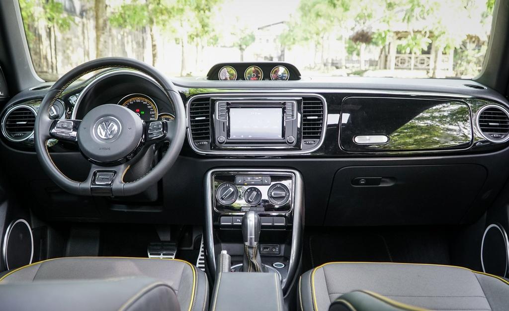 Danh gia Volkswagen Beetle Dune anh 3