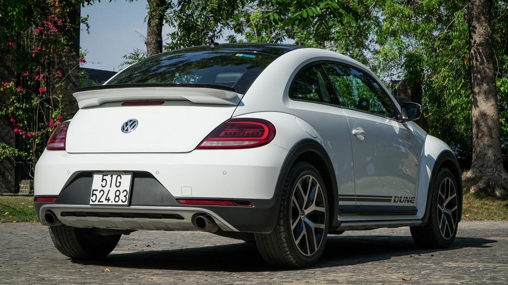 Danh gia Volkswagen Beetle Dune anh 6