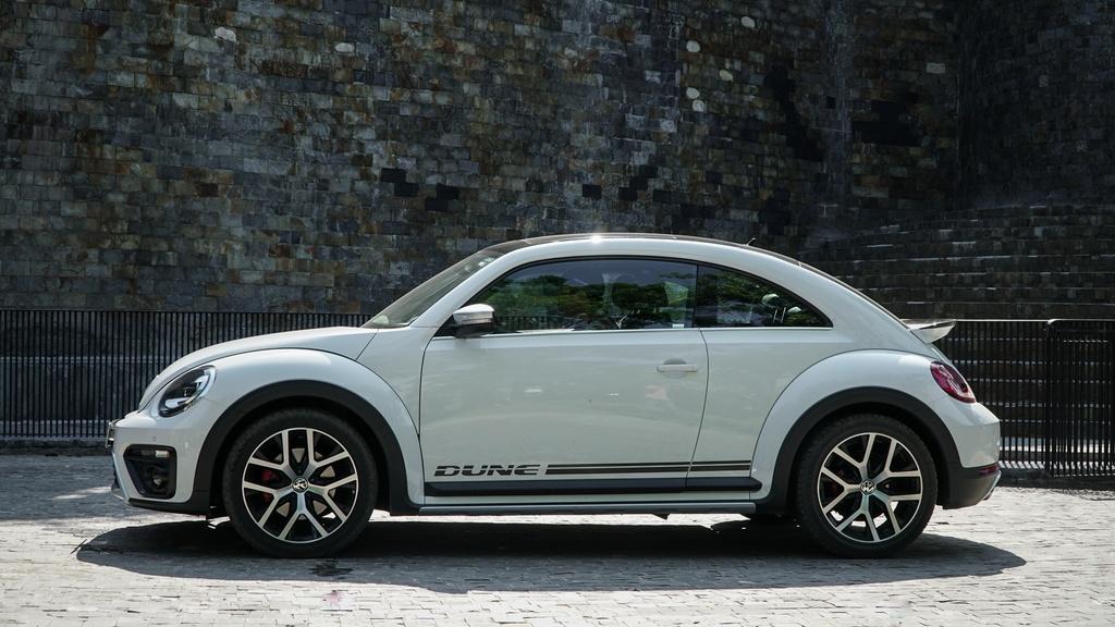 Danh gia Volkswagen Beetle Dune anh 5