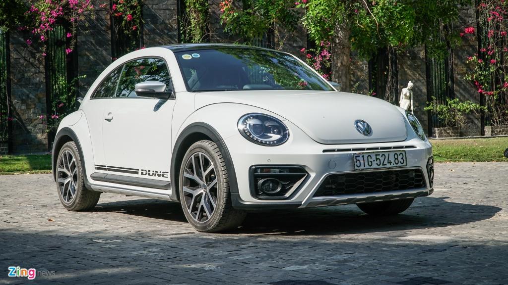 Danh gia Volkswagen Beetle Dune anh 1