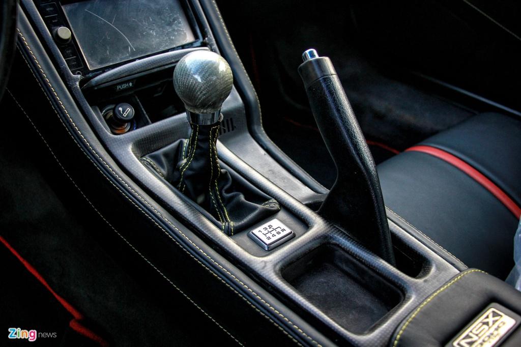 Huyen thoai Acura NSX doi 1991 'hang hiem' tai Viet Nam hinh anh 16