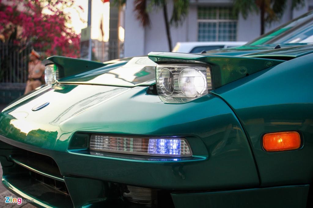 Huyen thoai Acura NSX doi 1991 'hang hiem' tai Viet Nam hinh anh 3