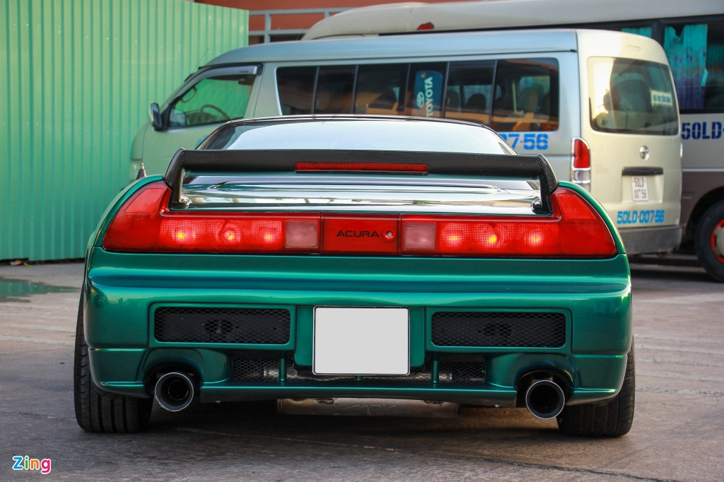 Huyen thoai Acura NSX doi 1991 'hang hiem' tai Viet Nam hinh anh 8