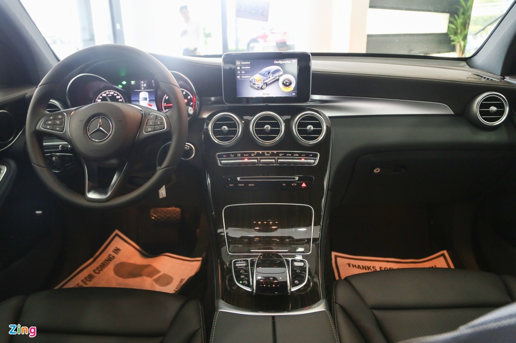 Chi tiet Mercedes-Benz GLC 200 ban som o VN, gia hon 1,6 ty dong hinh anh 8