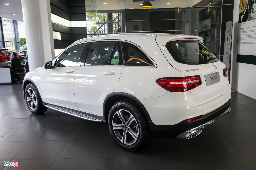 Chi tiet Mercedes-Benz GLC 200 ban som o VN, gia hon 1,6 ty dong hinh anh 4