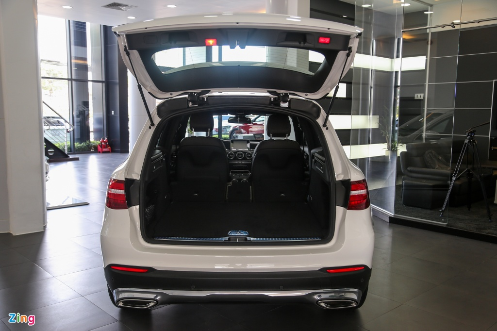 Chi tiet Mercedes-Benz GLC 200 ban som o VN, gia hon 1,6 ty dong hinh anh 6