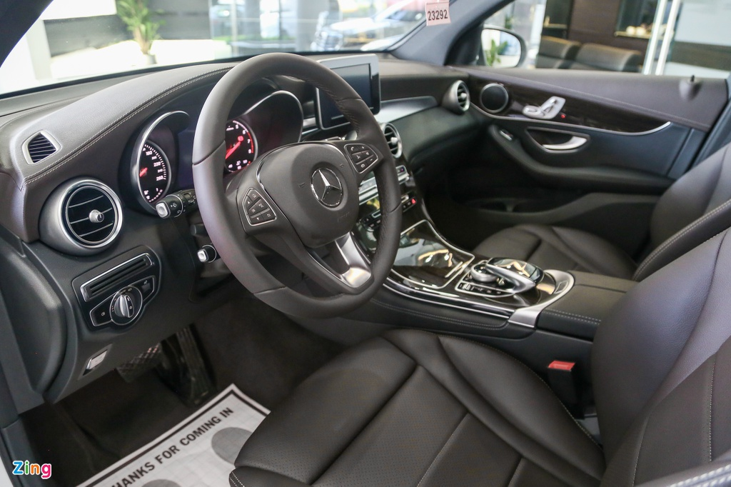 Chi tiet Mercedes-Benz GLC 200 ban som o VN, gia hon 1,6 ty dong hinh anh 9