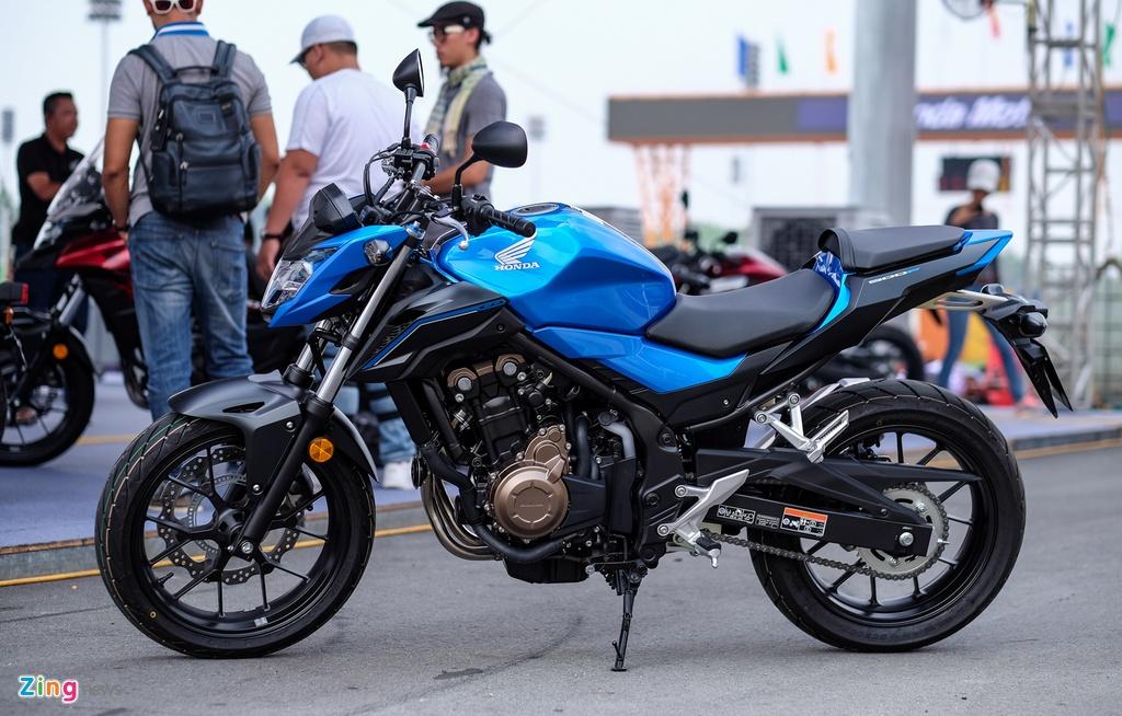 gia Honda CB500F tai Viet Nam anh 2
