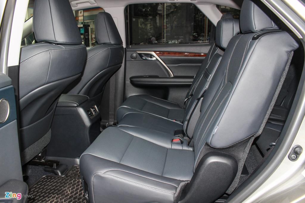 Lexus RX350L 7 cho dau tien ve Viet Nam, gia gan 5 ty dong hinh anh 9