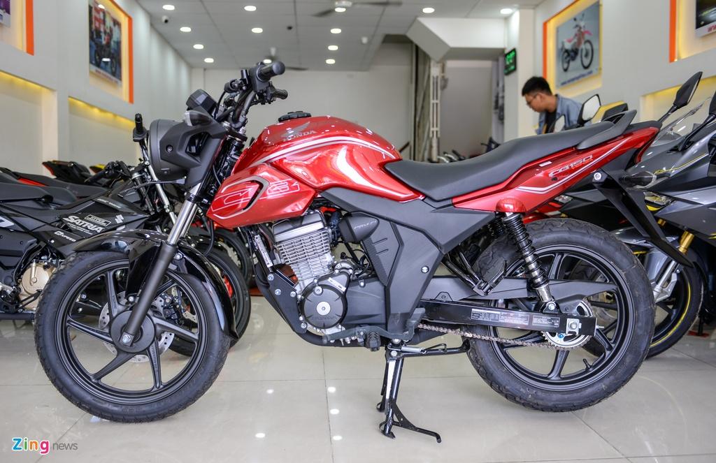 gia Honda CB150 Verza anh 2
