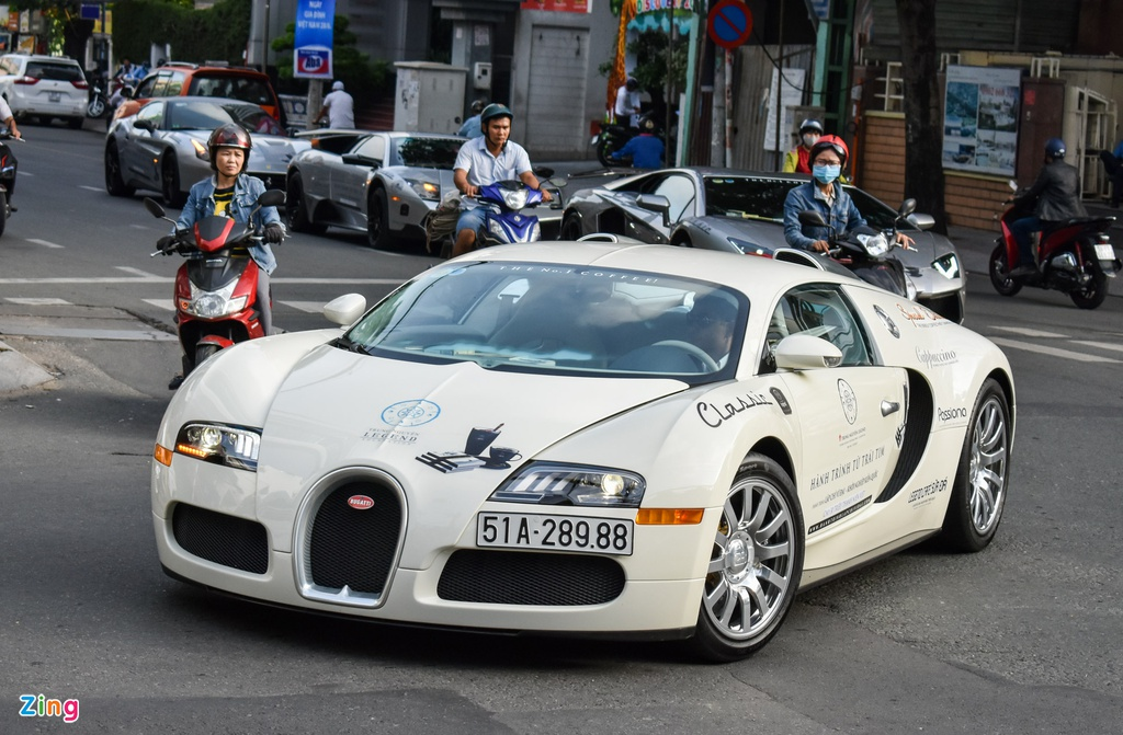Sieu xe trieu USD cua ong Dang Le Nguyen Vu noi duoi tren pho SG hinh anh 1