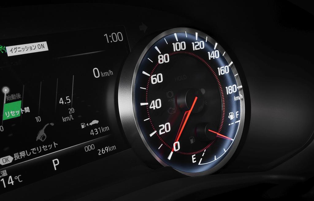 Toyota Crown 2018 - khi hang binh dan san xuat sedan hang sang hinh anh 10