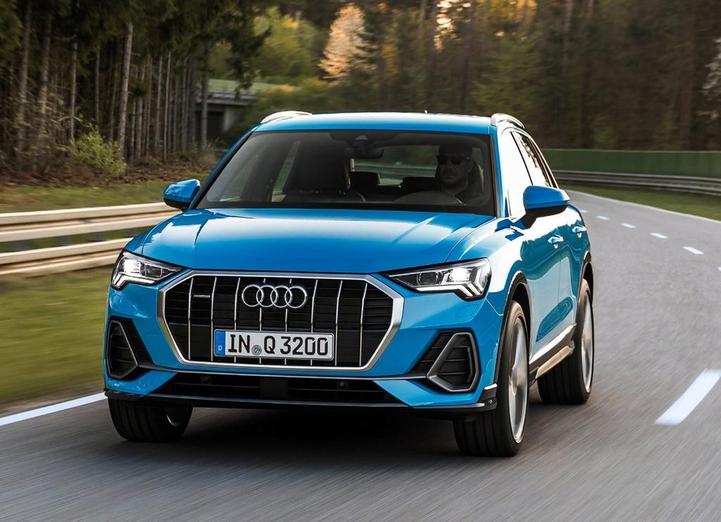 Audi Q3 2019 ra mat - thiet ke hoan toan moi, doi thu Mercedes GLA hinh anh 4