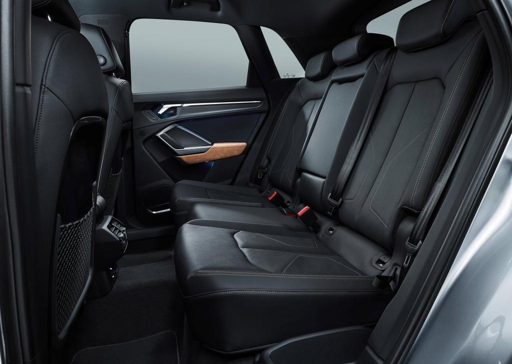 Audi Q3 2019 ra mat - thiet ke hoan toan moi, doi thu Mercedes GLA hinh anh 9