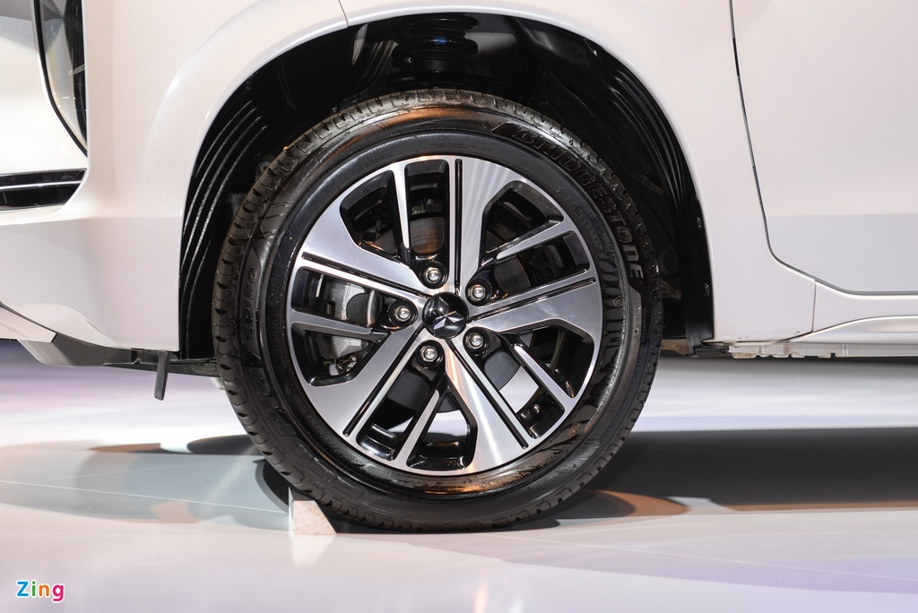 Anh Mitsubishi Xpander: Gia tot, thiet ke dep, dong co nho hinh anh 5
