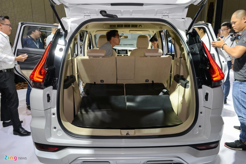 Anh Mitsubishi Xpander: Gia tot, thiet ke dep, dong co nho hinh anh 9