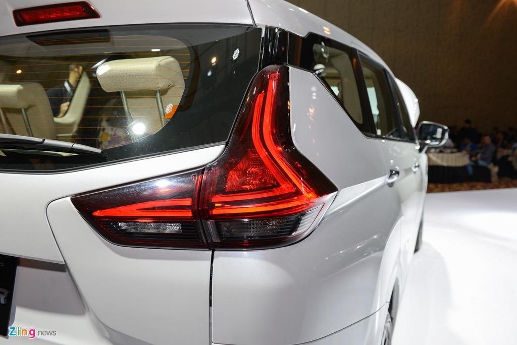 Anh Mitsubishi Xpander: Gia tot, thiet ke dep, dong co nho hinh anh 8