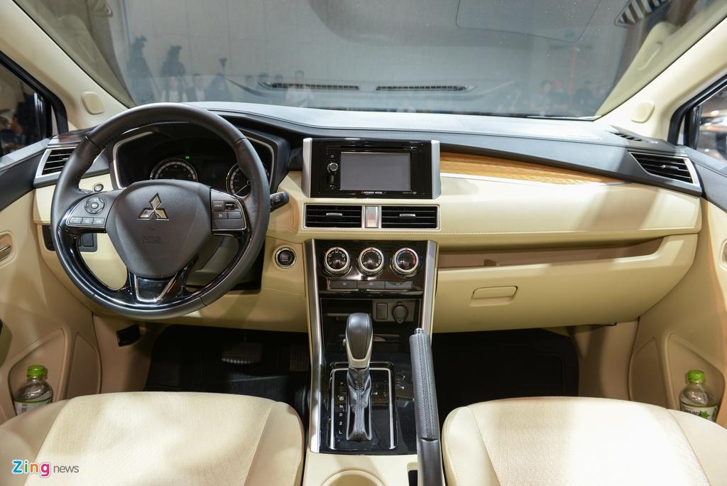 Anh Mitsubishi Xpander: Gia tot, thiet ke dep, dong co nho hinh anh 12