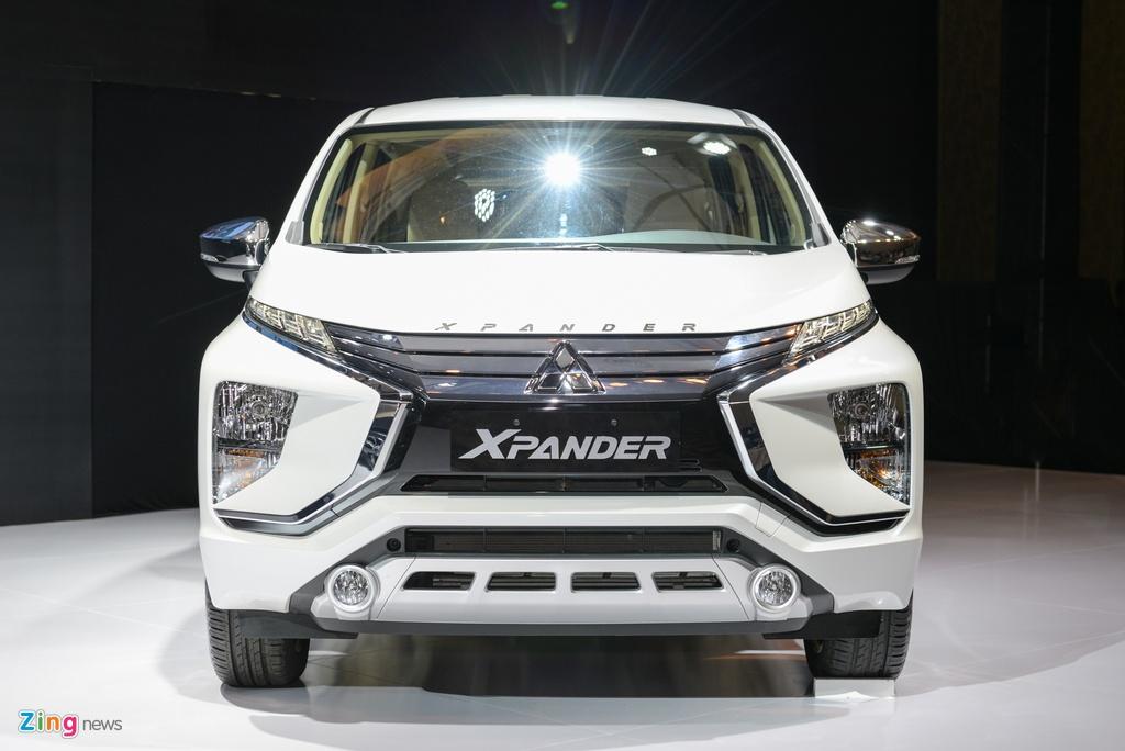 Anh Mitsubishi Xpander: Gia tot, thiet ke dep, dong co nho hinh anh 2