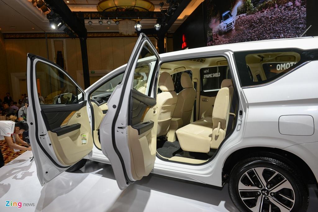 Anh Mitsubishi Xpander: Gia tot, thiet ke dep, dong co nho hinh anh 11