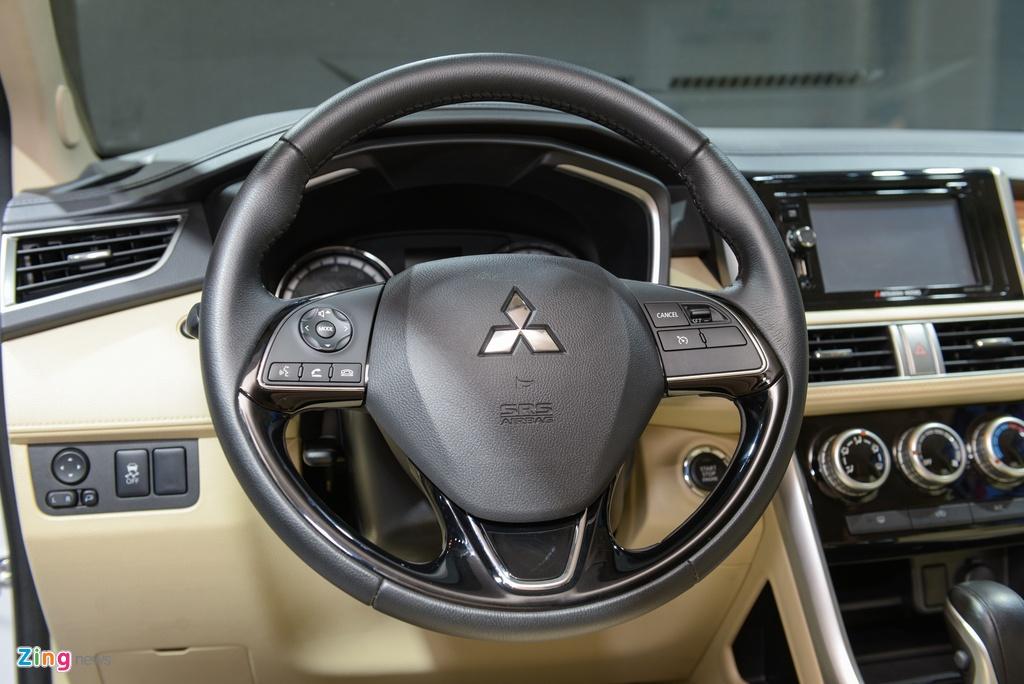 Anh Mitsubishi Xpander: Gia tot, thiet ke dep, dong co nho hinh anh 13