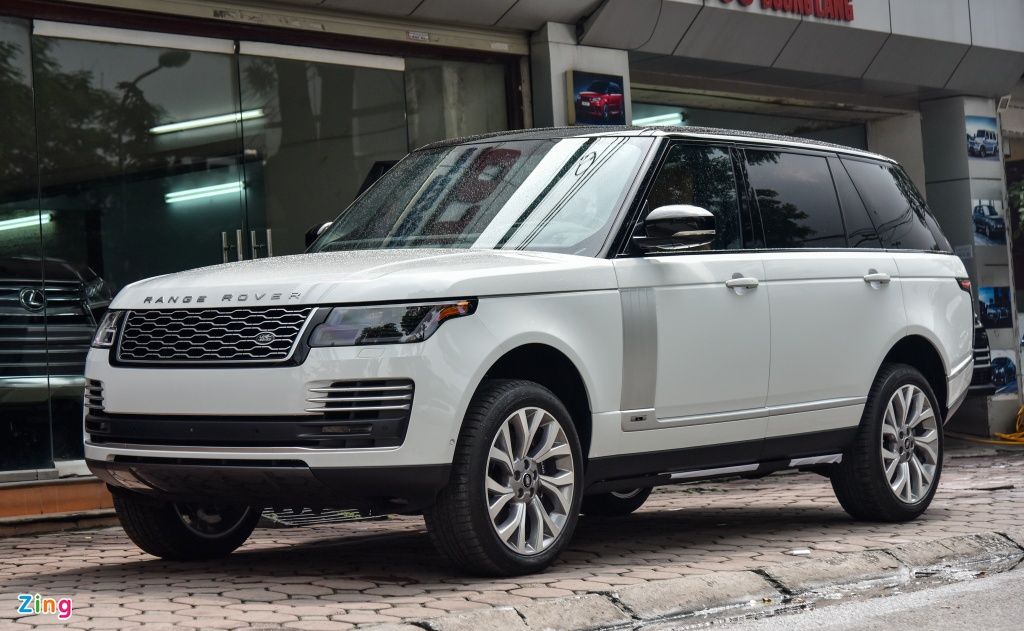 Range Rover Autobiography LWB 2018 dau tien ve VN, gia 14 ty dong hinh anh 1