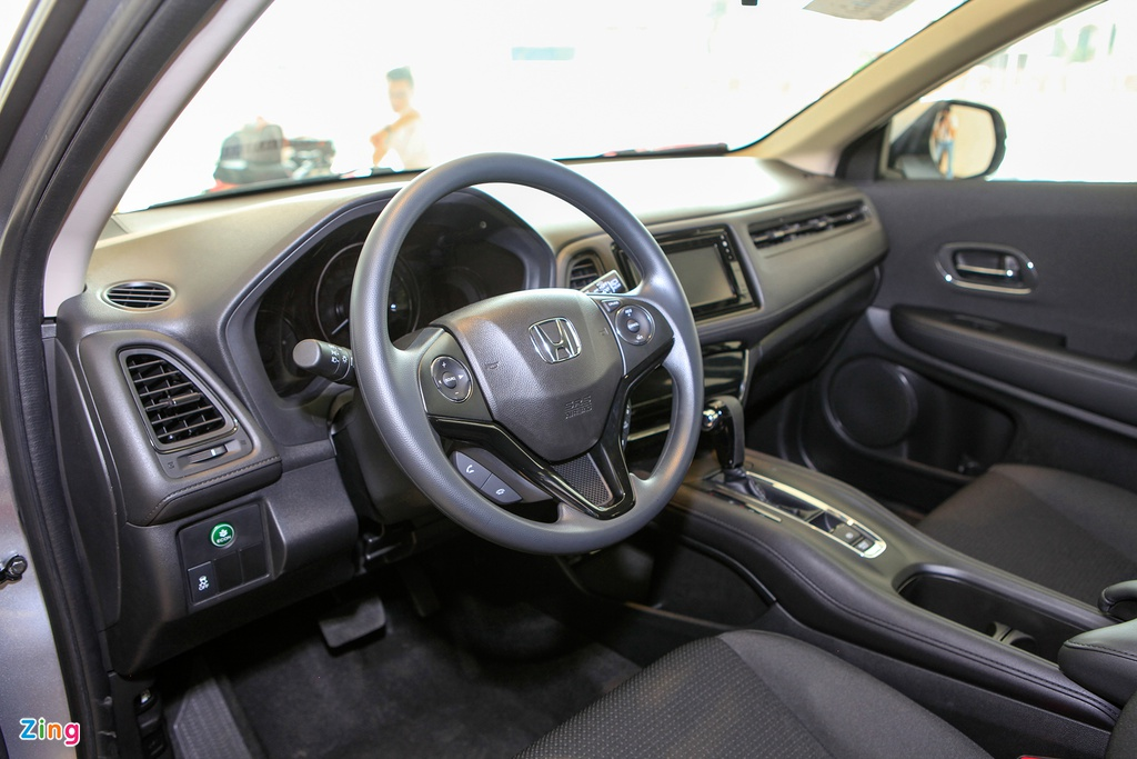 Honda HR-V moi bat ngo xuat hien tai Viet Nam hinh anh 6