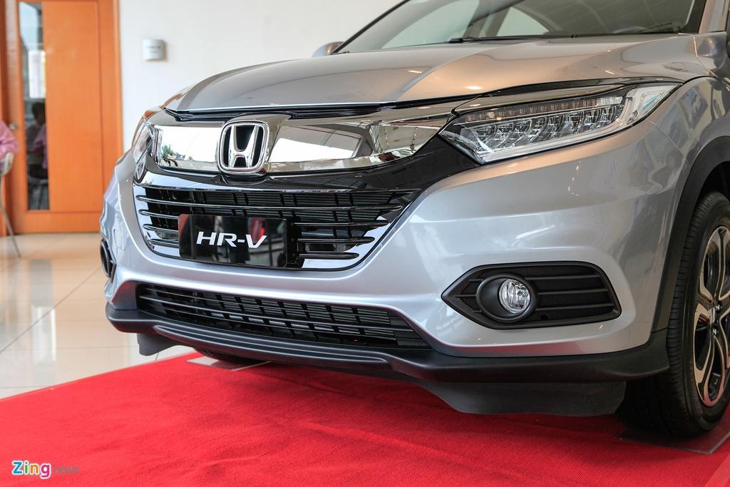 Honda HR-V moi bat ngo xuat hien tai Viet Nam hinh anh 3