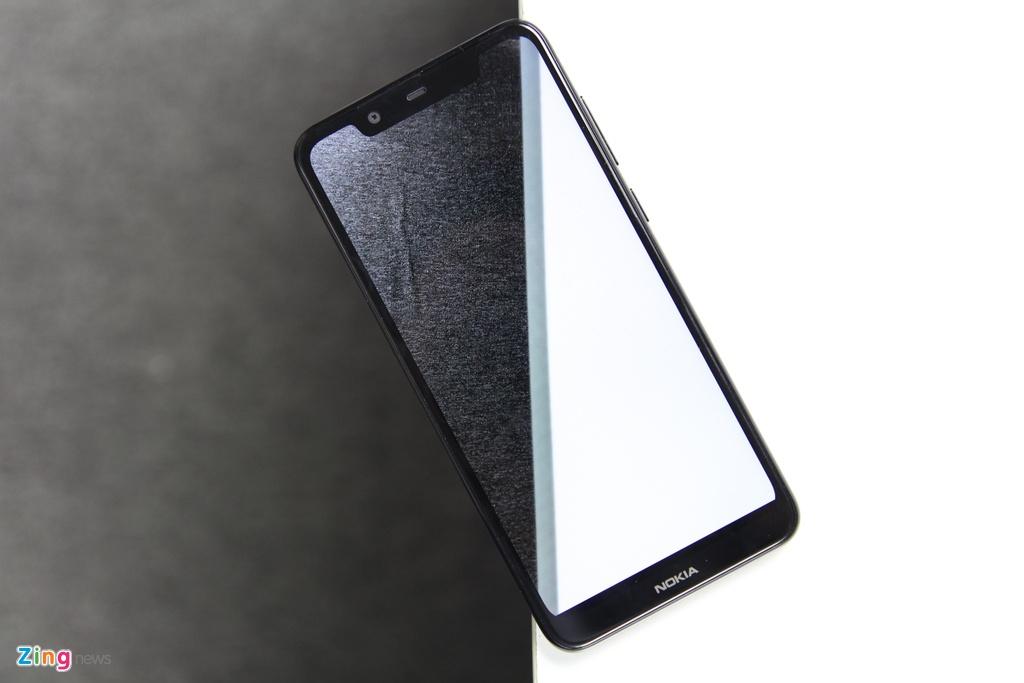 Chi tiet Nokia X5 vua ve VN - giong iPhone X, gia tu 3 trieu dong hinh anh 9