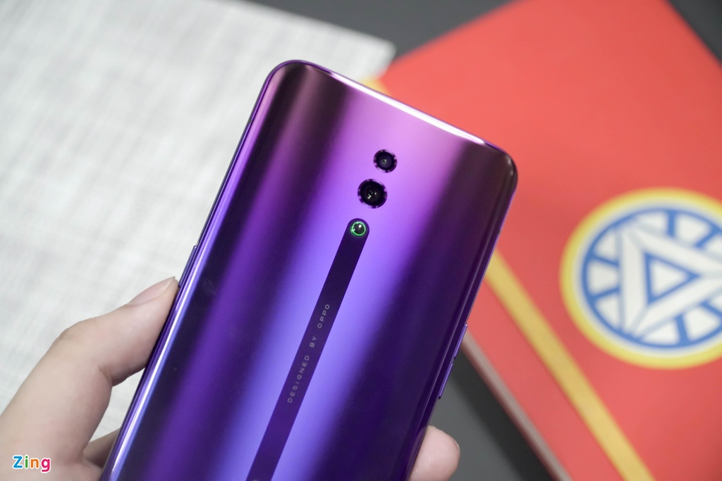 Chi tiet Oppo Reno - camera an mep canh, gia 12 trieu dong o VN hinh anh 6