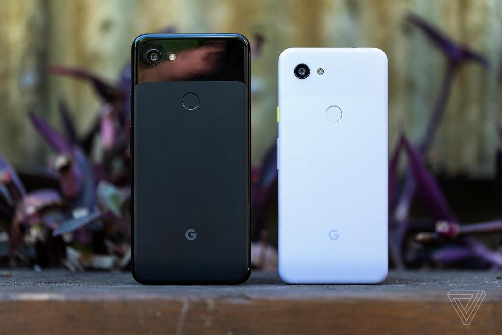 Google Pixel 3a ra mat anh 7