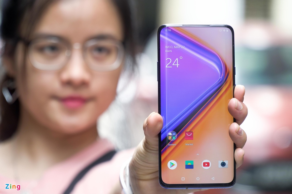 danh gia OnePlus 7 Pro anh 1