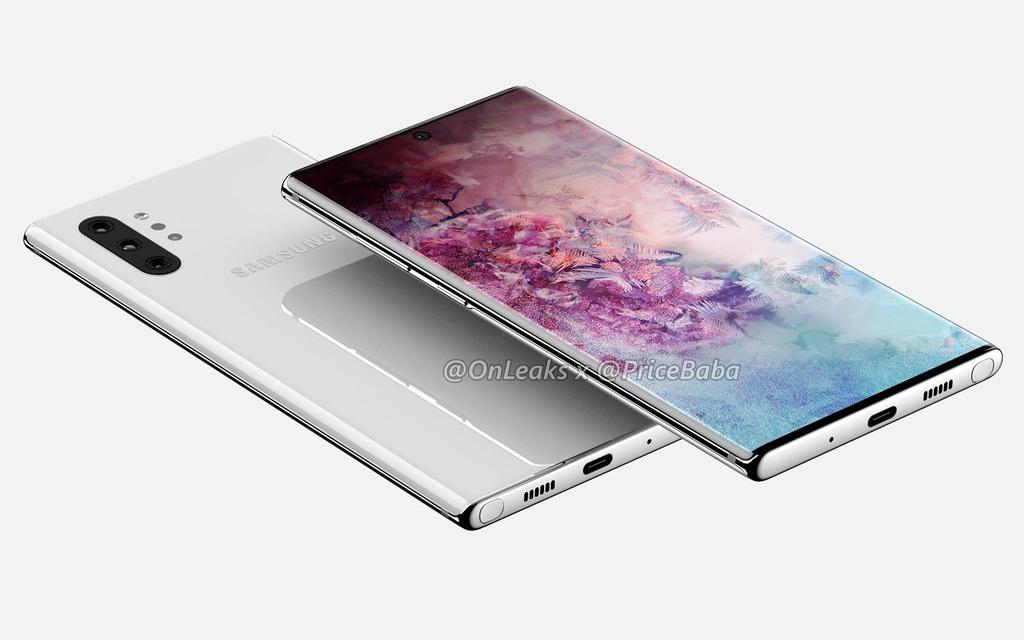 Day la nhung gi ban can biet ve Galaxy Note 10 hinh anh 4