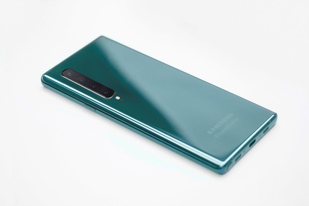 Day la nhung gi ban can biet ve Galaxy Note 10 hinh anh 8